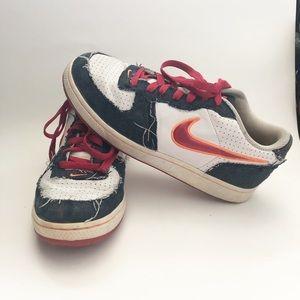 Nike Zoom Denim Chambray Sneakers